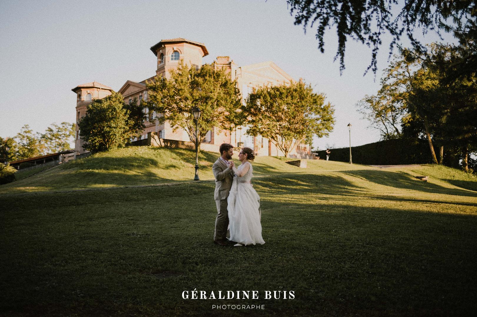 Chateau mariage près de Montauban