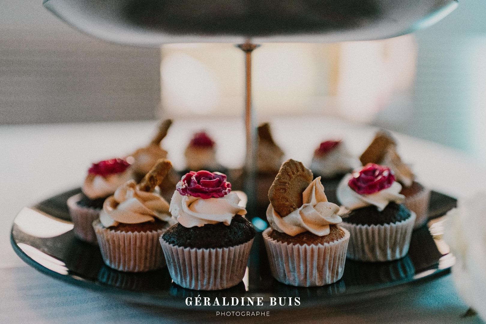 cupcake décorés