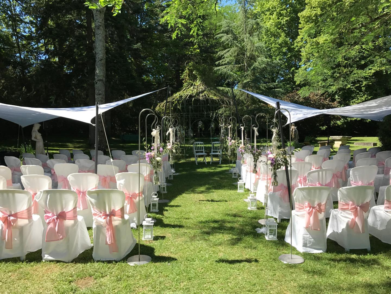 La cérémonie laïque avec La Dolce Vita, wedding planner à Toulouse