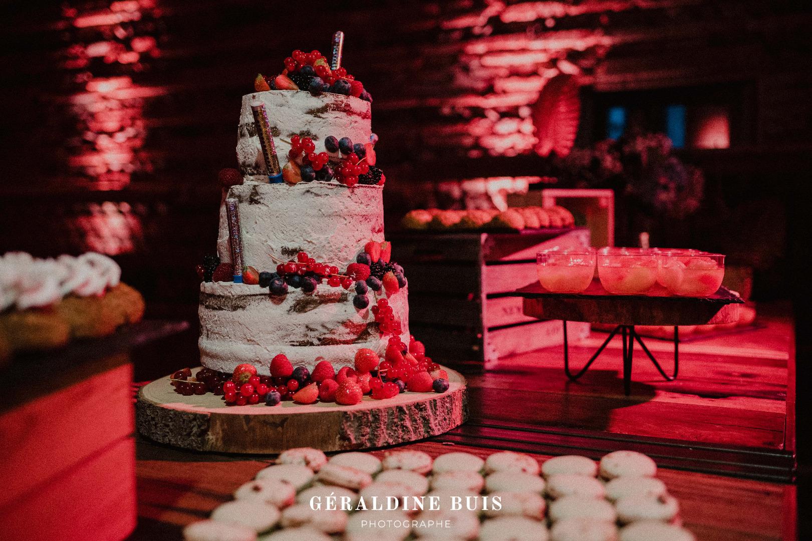 Naked Cake Toulouse