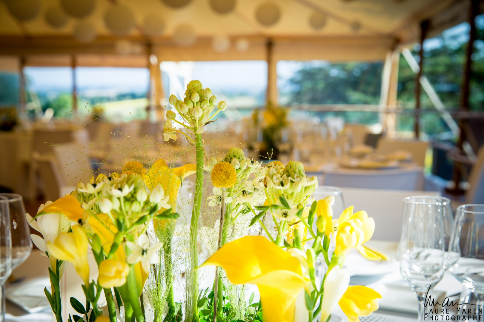 Pot de fleur jaune La Dolce Vita Organisation Mariage Toulouse.jpg