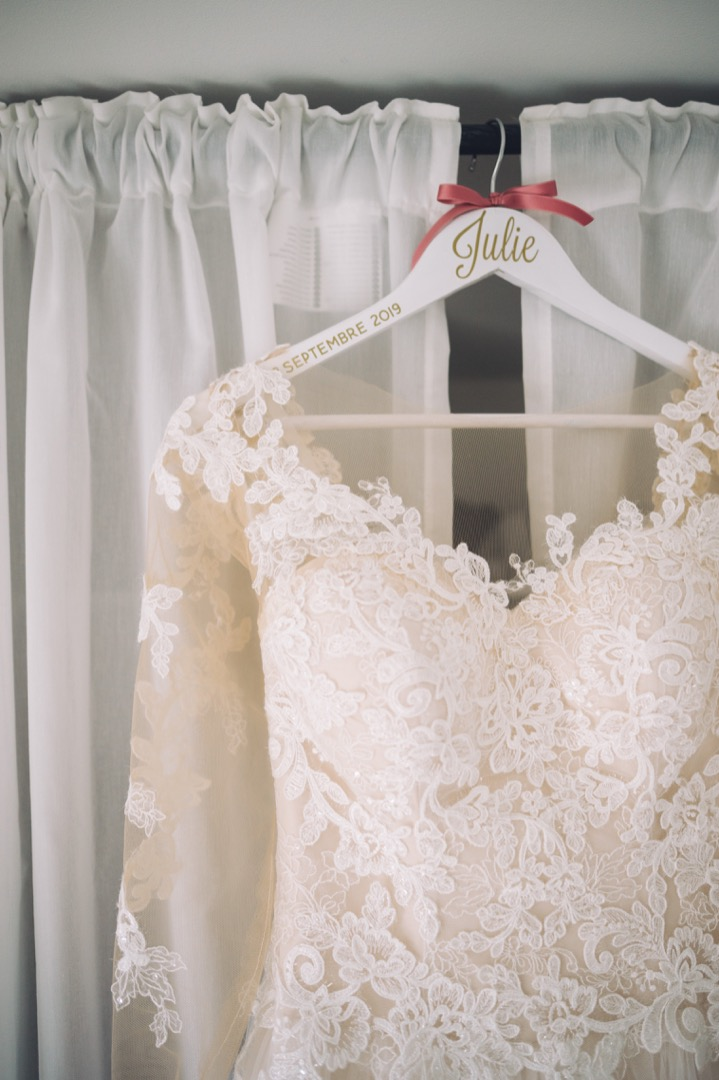 Robe Carrière Mariage