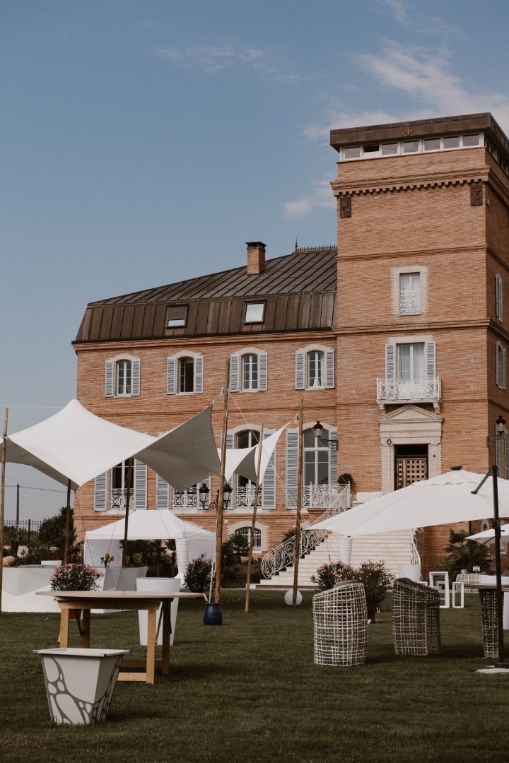 organisation mariage château Toulouse
